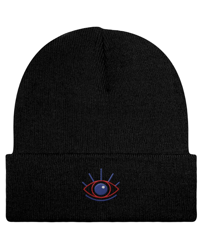 Reversible Beanie Oeil by tunetoo