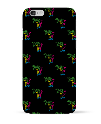 Case 3D iPhone 6 Island Flamingo by tunetoo