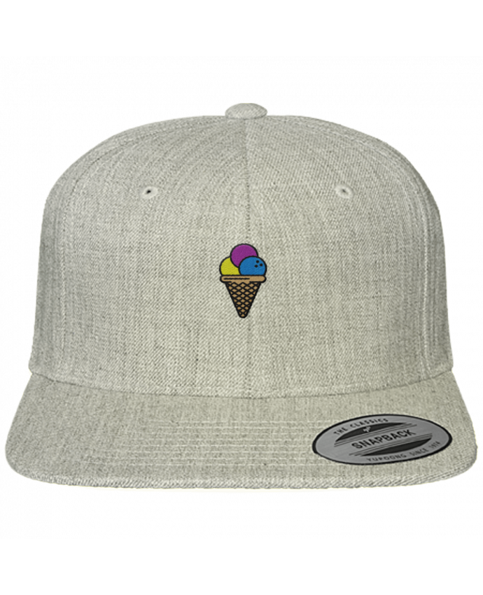 Snapback cap classique Ice cream by tunetoo