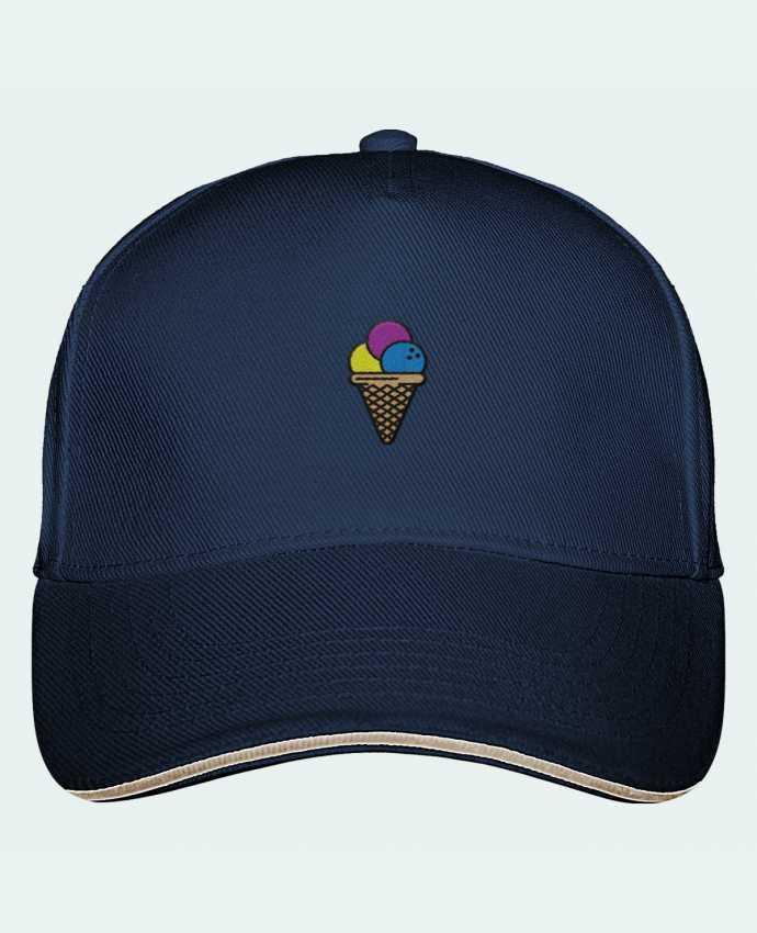 5 Panel Cap Ultimate Ice cream by tunetoo