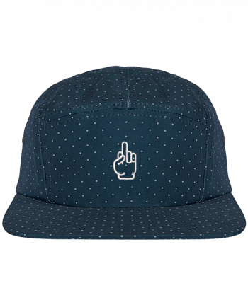 5 Panel Cap dot pattern Fuck by tunetoo