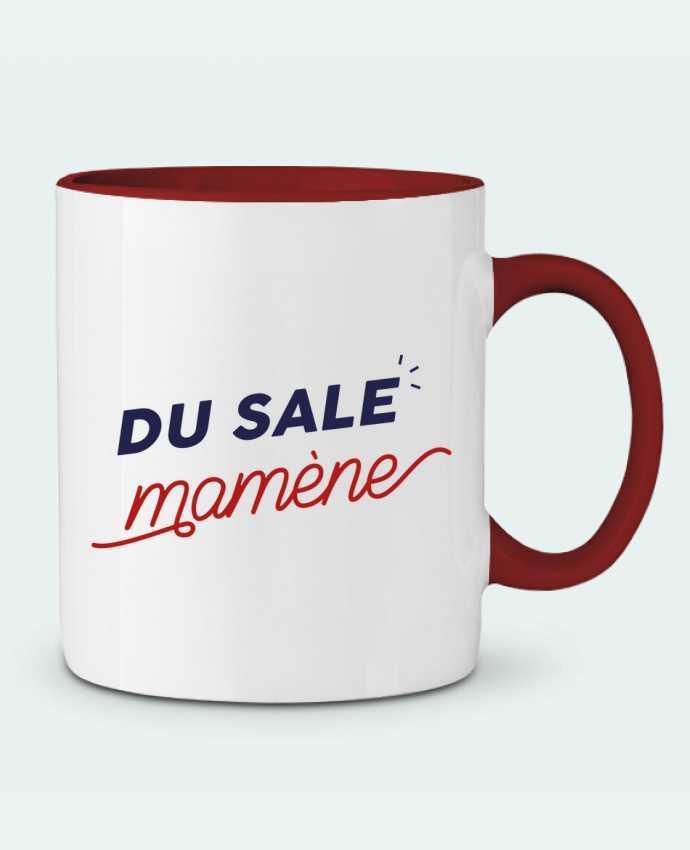 Two-tone Ceramic Mug du sale mamène by Ruuud Ruuud