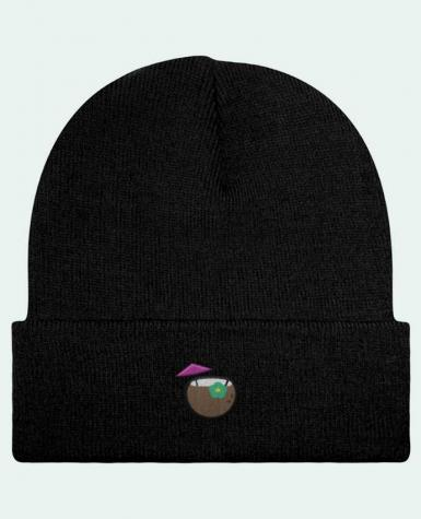 Reversible Beanie Cocktail coco by tunetoo