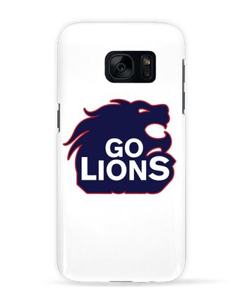 Case 3D Samsung Galaxy S7 Go Lions by tunetoo