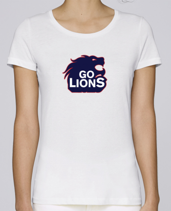 T-shirt Women Stella Loves Go Lions by tunetoo