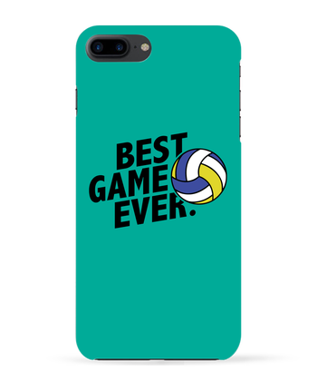 Case 3D iPhone 7+ BEST GAME EVER Volley by tunetoo
