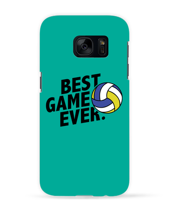 Case 3D Samsung Galaxy S7 BEST GAME EVER Volley by tunetoo