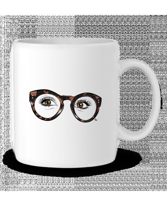 Ceramic Mug Printcess I by Studio Tix