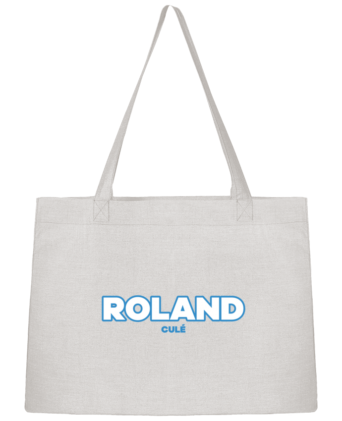 Shopping tote bag Stanley Stella Roland culé by tunetoo