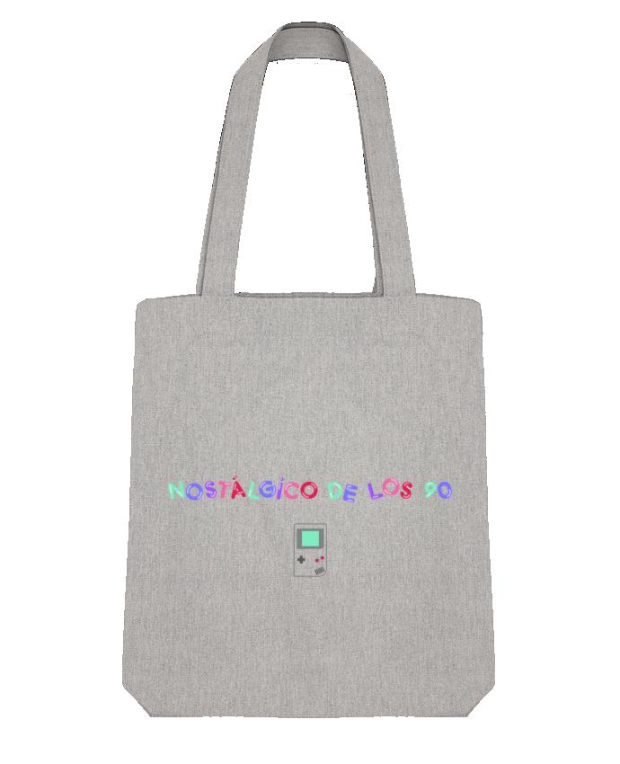 Tote Bag Stanley Stella Nostálgico de los 90s Gameboy by tunetoo