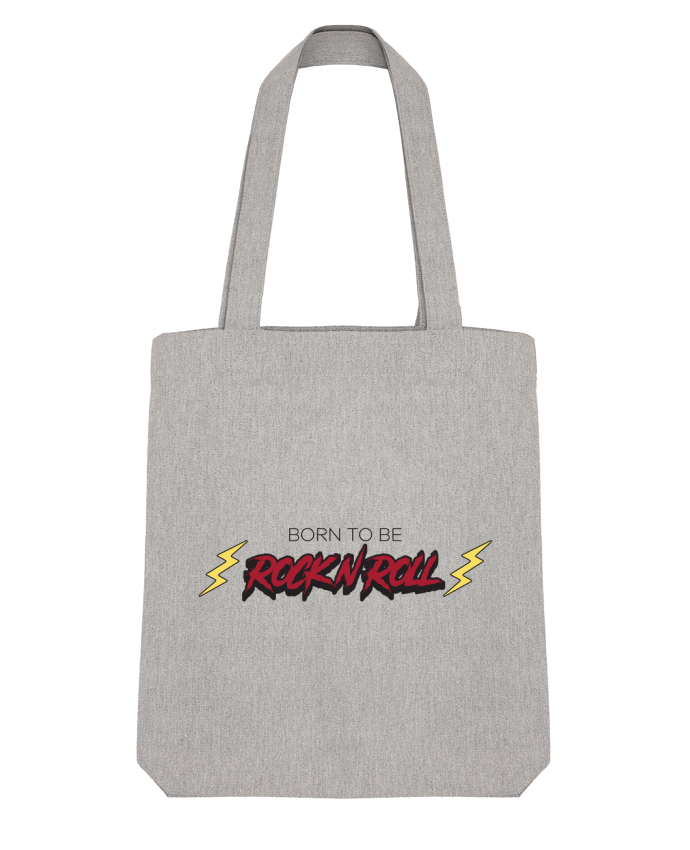 Tote Bag Stanley Stella Born to be rock n roll by tunetoo