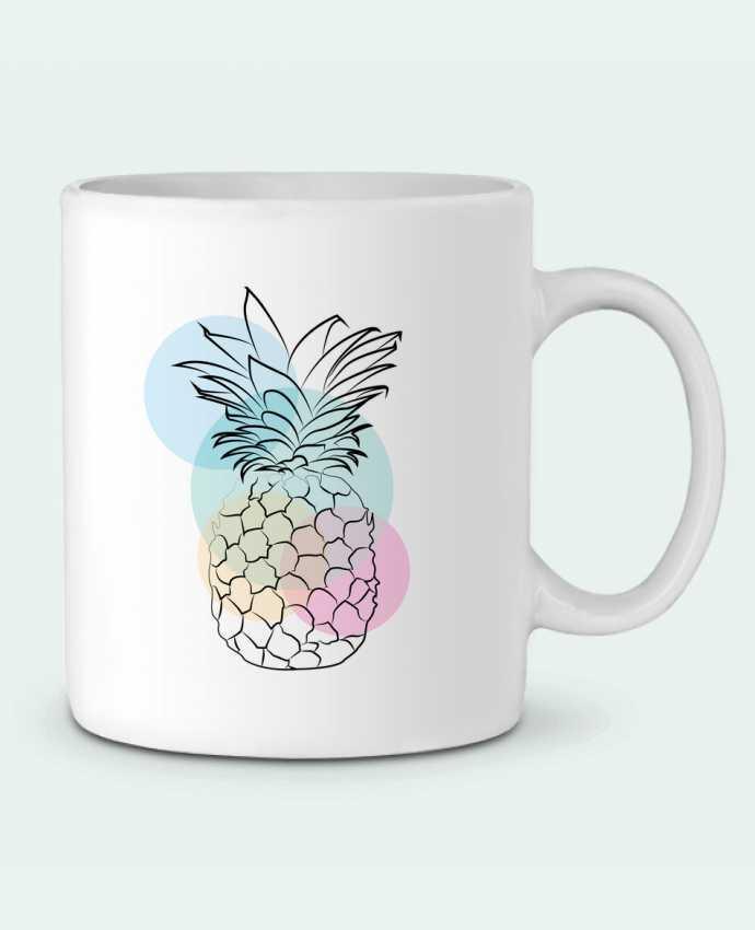 Ceramic Mug Petit'anana by Nina