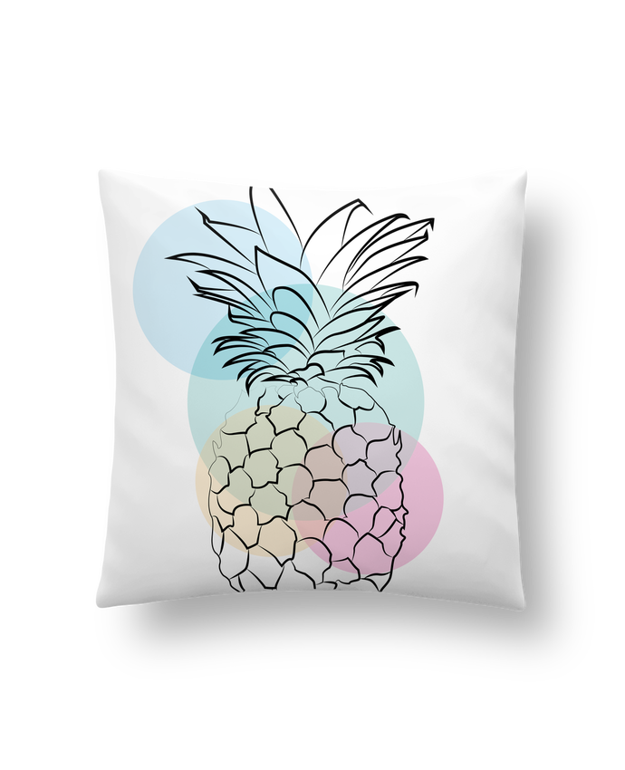 Cushion synthetic soft 45 x 45 cm Petit