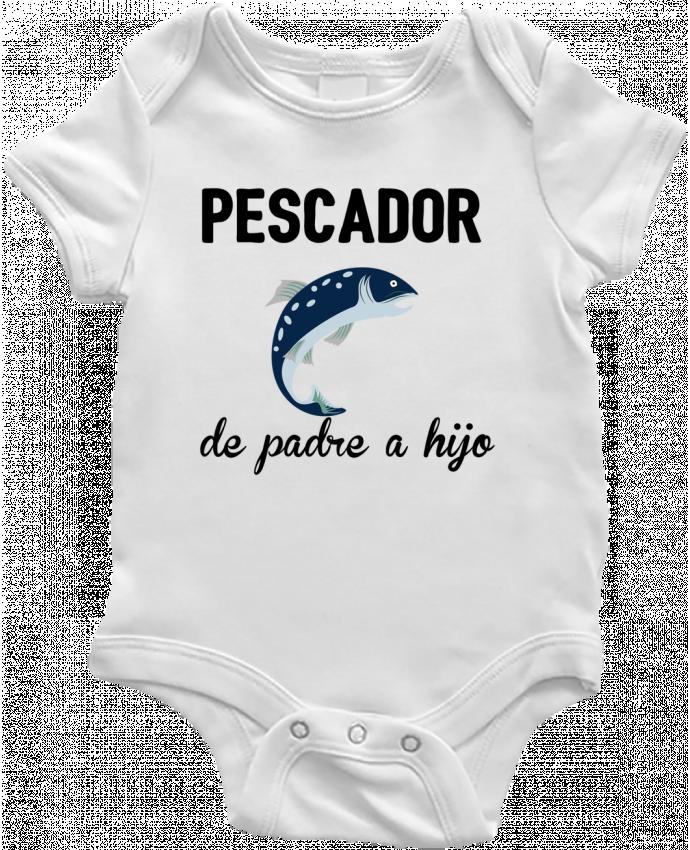 Baby Body Pescador de padre a hijo by tunetoo