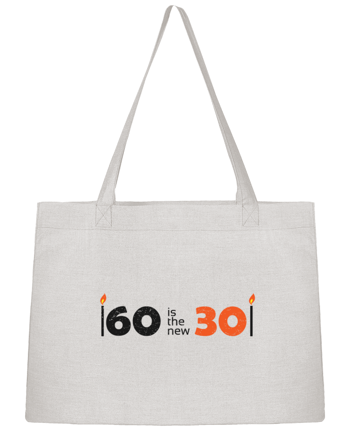 Shopping tote bag Stanley Stella 60 is the 30 by tunetoo
