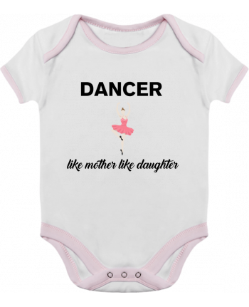 Baby Body Contrast Dancer like mother like daughter by tunetoo