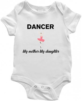 Baby Body Dancer like mother like daughter by tunetoo