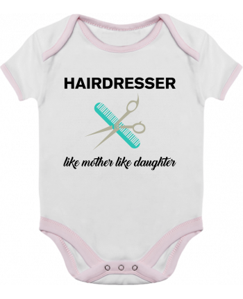 Baby Body Contrast Hairdresser like mother like daughter by tunetoo