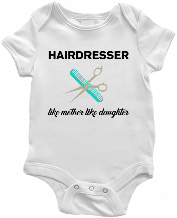 Baby Body Hairdresser like mother like daughter by tunetoo