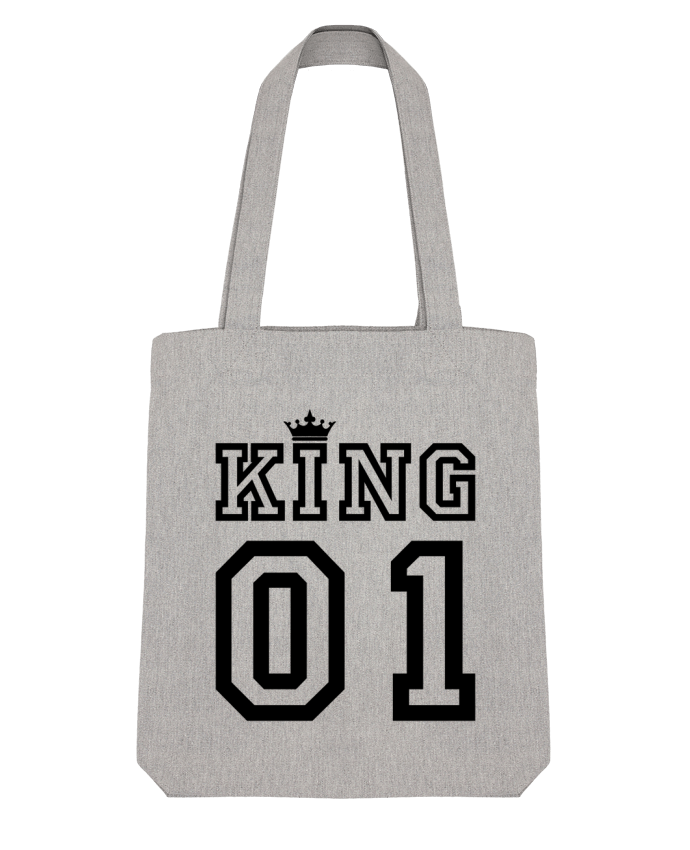 Tote Bag Stanley Stella King 01 by tunetoo