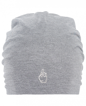 Hemsedal oversized cotton beanie Fuck by tunetoo