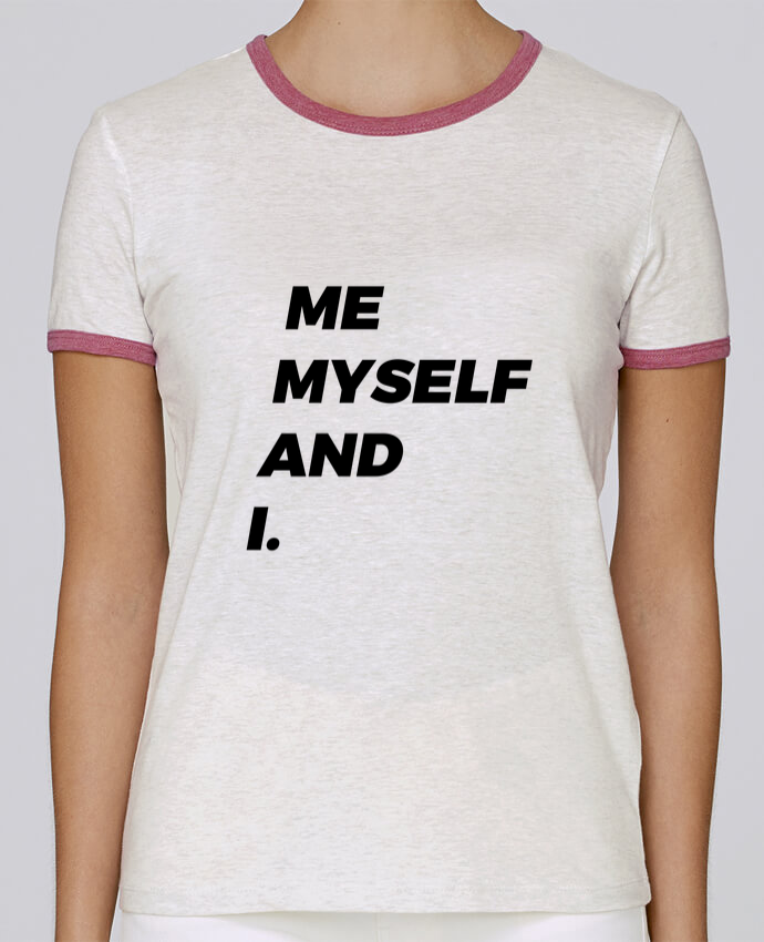 T-shirt Women Stella Returns me myself and i. pour femme by tunetoo