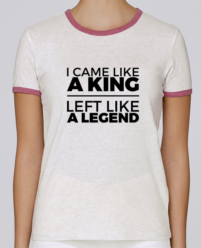 T-shirt Women Stella Returns I came like a king II pour femme by tunetoo