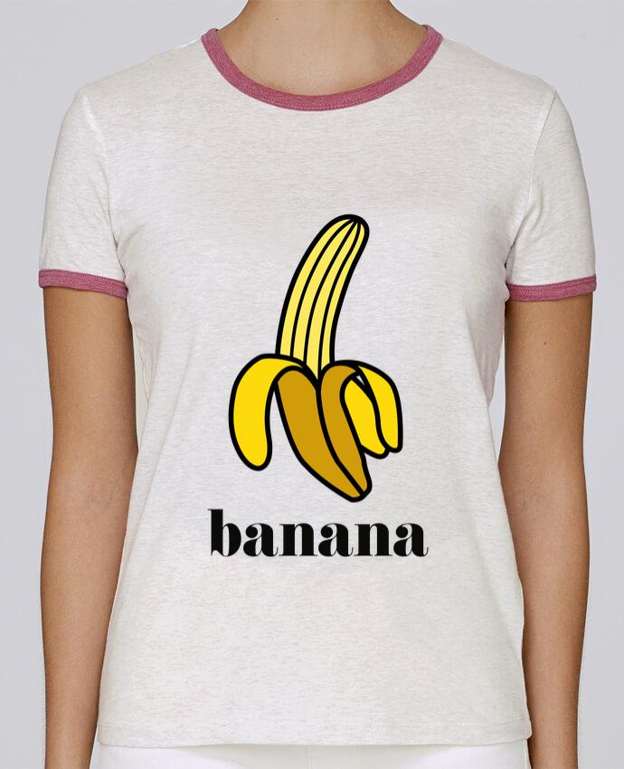T-shirt Women Stella Returns Banana pour femme by tunetoo