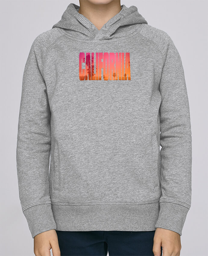 Hoodie Kids Stanley Mini Base California by justsayin