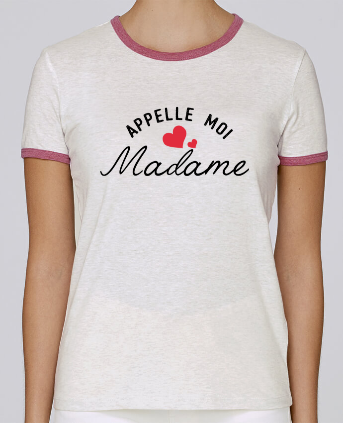 T-shirt Women Stella Returns Appelle moi madame pour femme by tunetoo