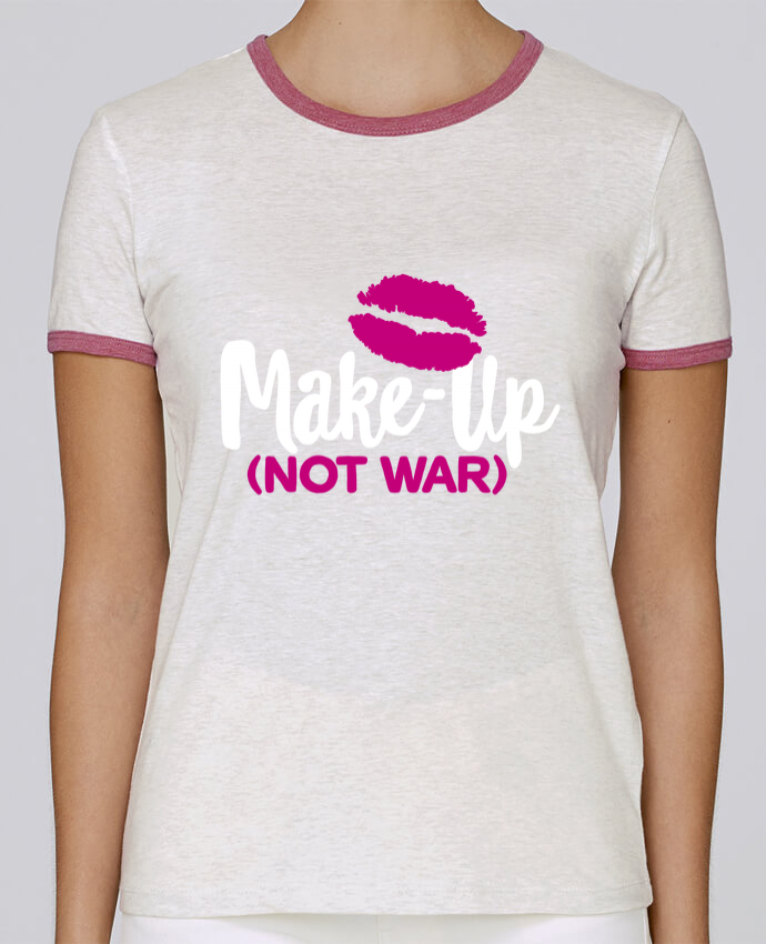 T-shirt Women Stella Returns Make up not war pour femme by LaundryFactory