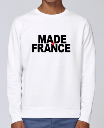 Sweat Col rond Unisexe Stanley Stella Rise MADE IN FRANCE by 31 mars 2018 082a0aac6b5a