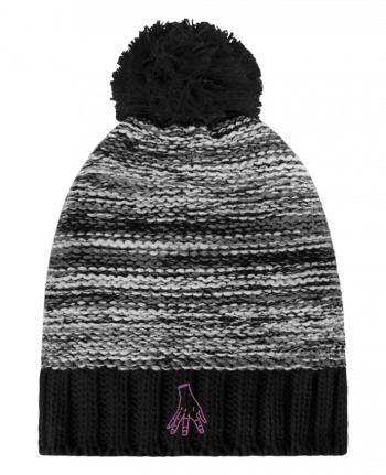 Bobble Hat Slalom boarder Main Famille Adams by tunetoo