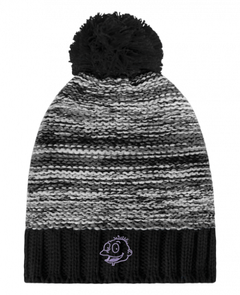 Bobble Hat Slalom boarder Razmoket brodé by tunetoo