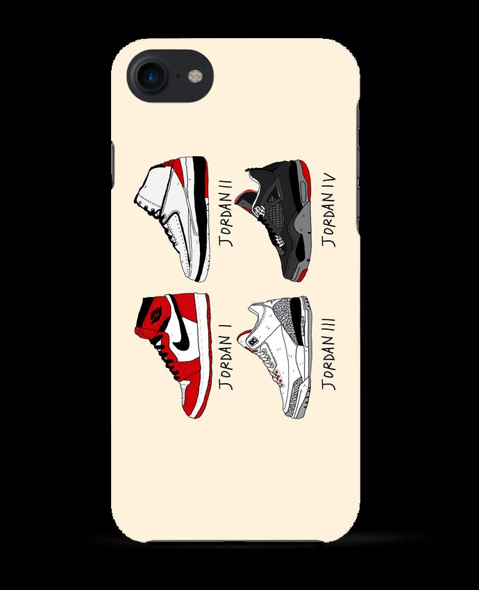 Case 3D iPhone 7 Best of Jordan de Nick cocozza