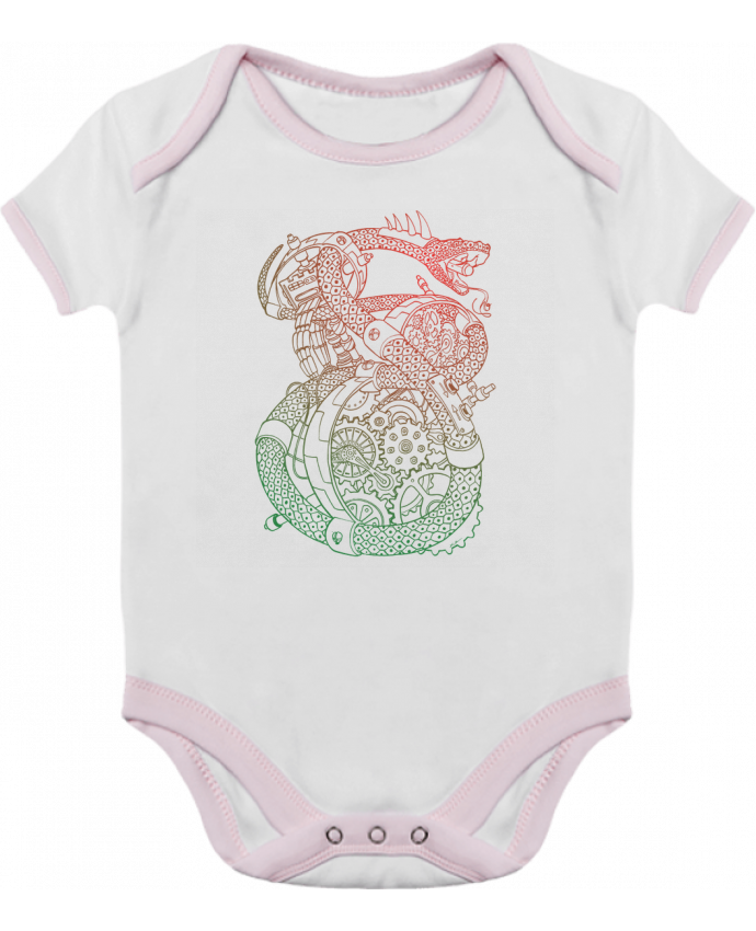 Baby Body Contrast Méca Serpent by Tomi Ax