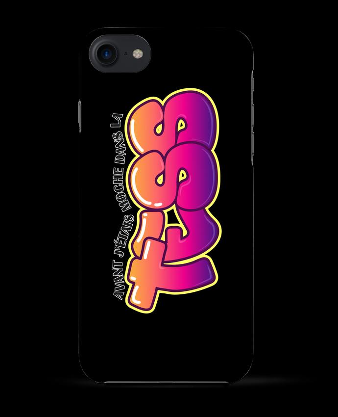 Case 3D iPhone 7 PNL Moche dans la Tess de tunetoo