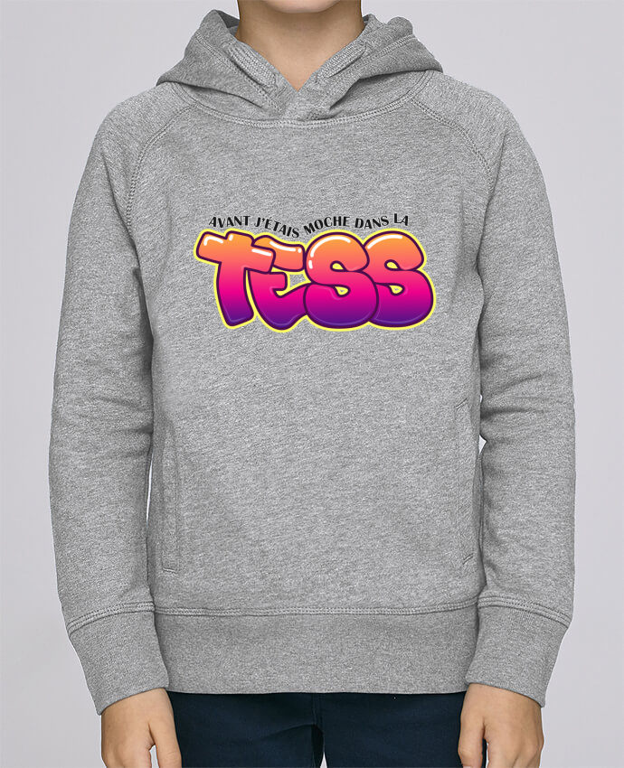 Hoodie Kids Stanley Mini Base PNL Moche dans la Tess by tunetoo