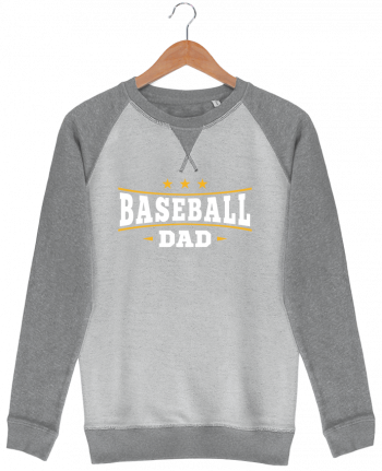 Sweat French Terry Baseball Dad by Original t-shirt