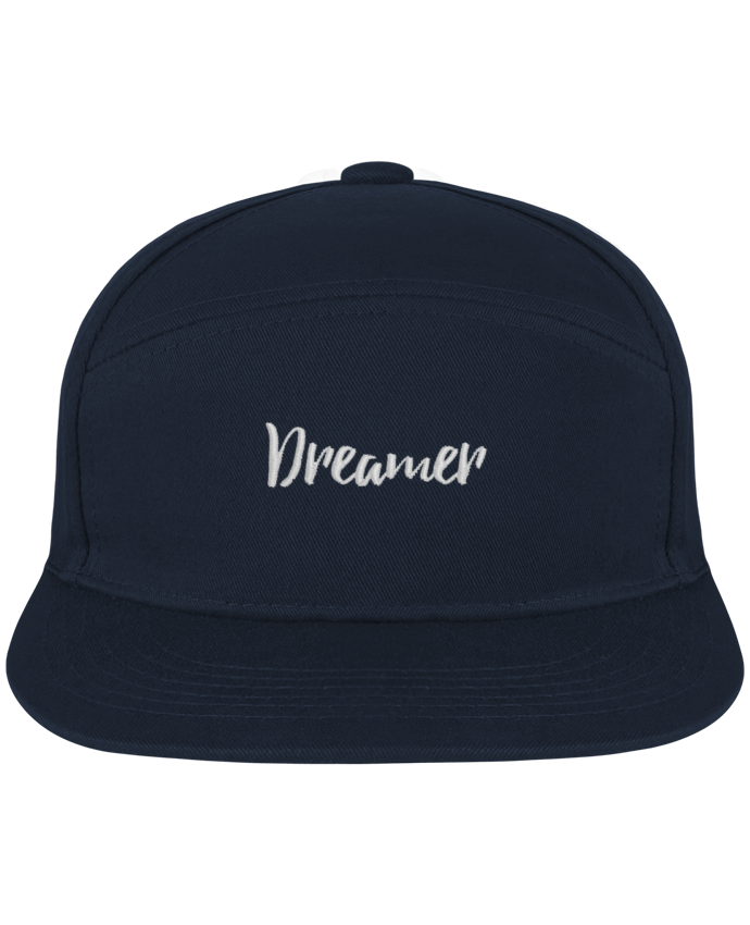 Snapback Cap Pitcher Dreamer by tunetoo