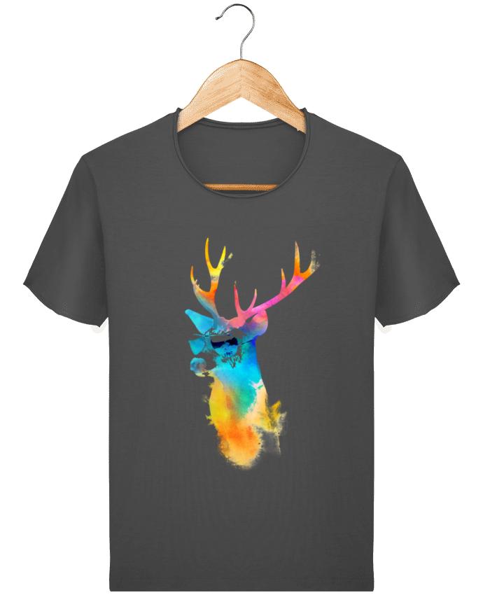 T-shirt Men Stanley Imagines Vintage Sunny stag by robertfarkas
