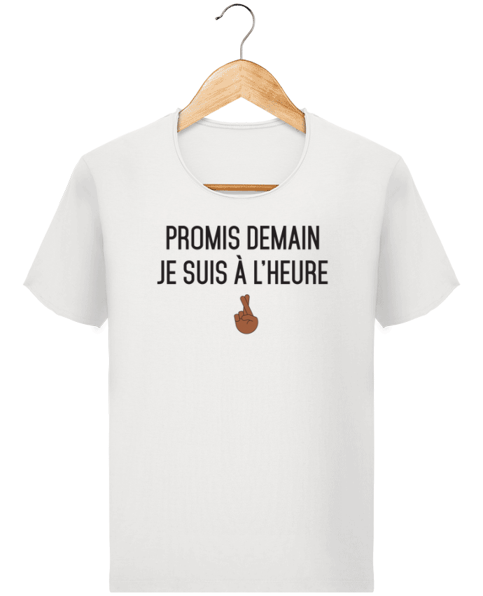 T-shirt Men Stanley Imagines Vintage Promis demain je suis à l