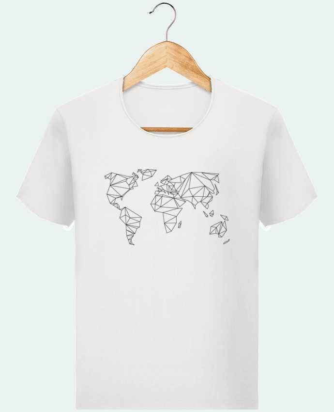 T-shirt Men Stanley Imagines Vintage Geometrical World by na.hili