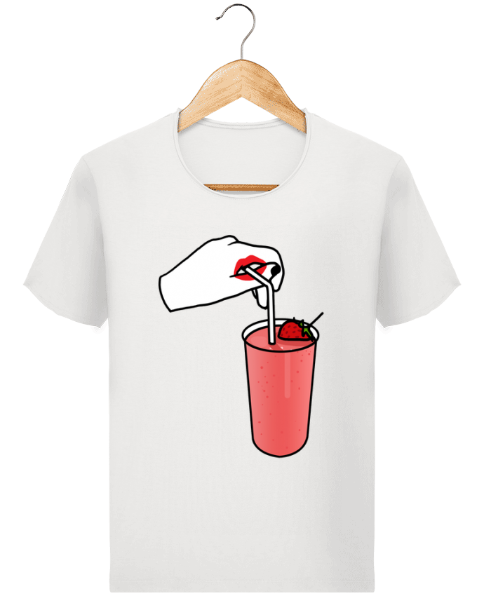 T-shirt Men Stanley Imagines Vintage Milk shake by tattooanshort