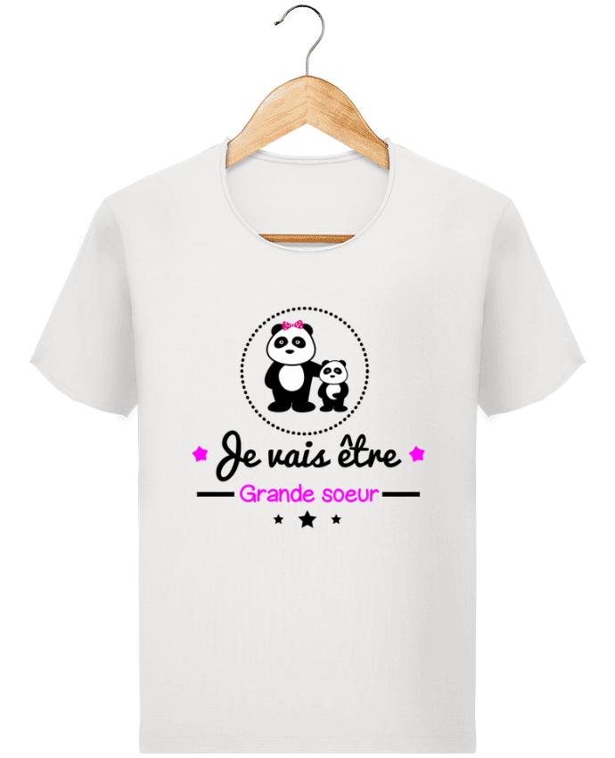T-shirt Men Stanley Imagines Vintage Bientôt grande soeur - Future grande soeur by Benichan