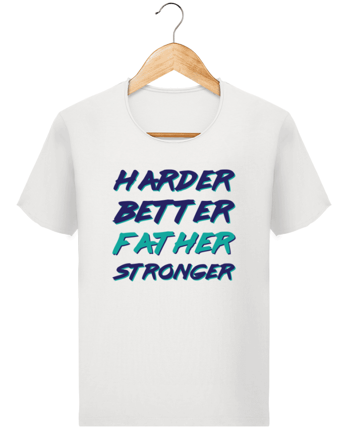 T-shirt Men Stanley Imagines Vintage Harder Better Father Stronger by tunetoo
