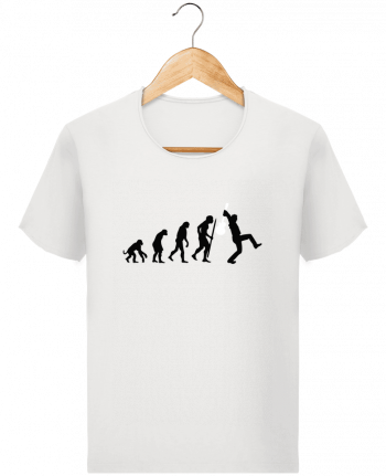 T-shirt Men Stanley Imagines Vintage Evolution Rock by LaundryFactory