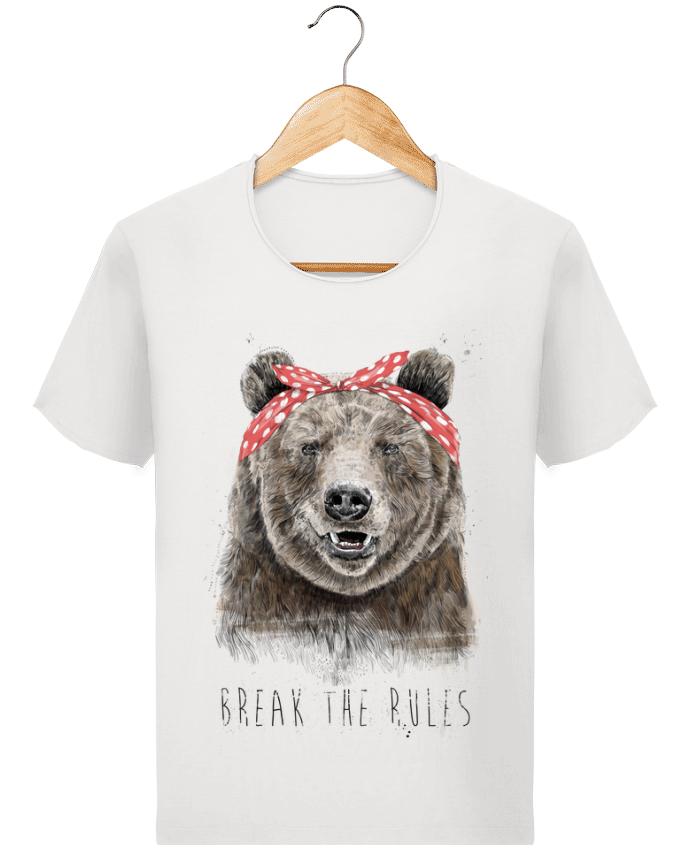 T-shirt Men Stanley Imagines Vintage Break the rules II by Balàzs Solti