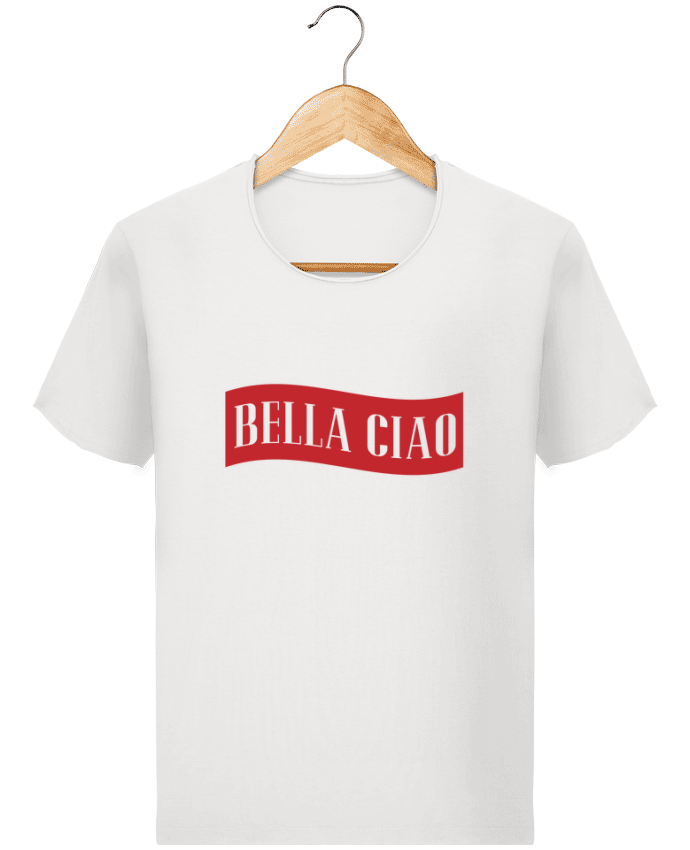 T-shirt Men Stanley Imagines Vintage BELLA CIAO by tunetoo