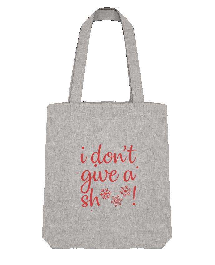 Tote Bag Stanley Stella I don't give a sh*** ! by Nana